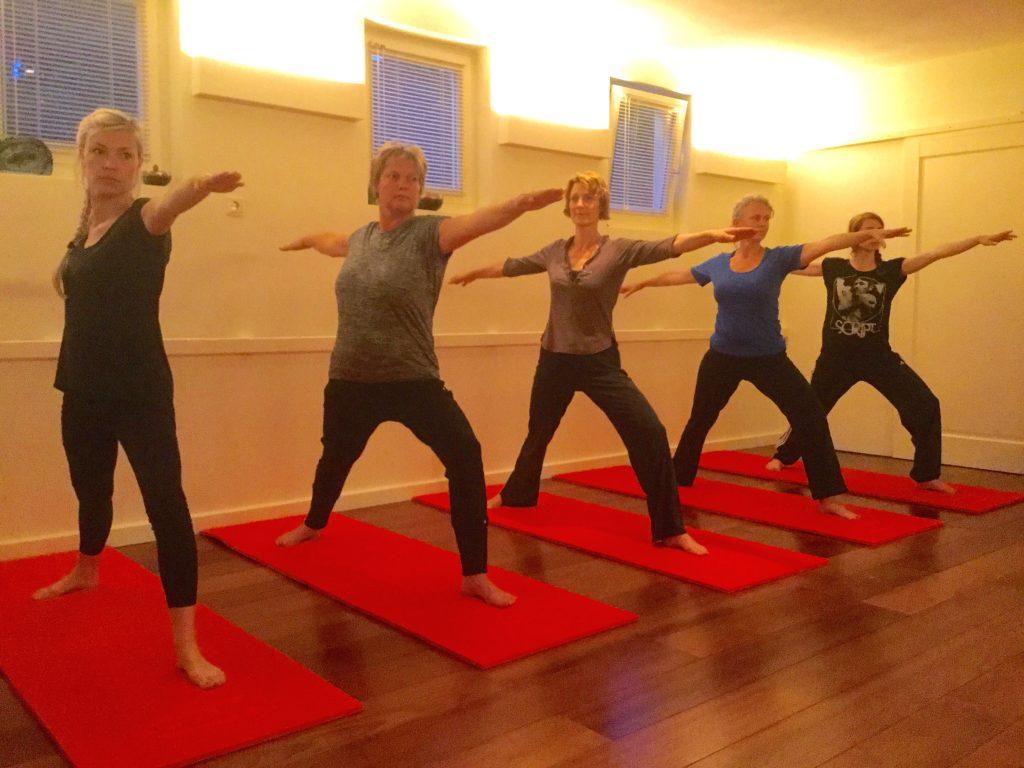 krijghouding yogacentrum oost west tilburg